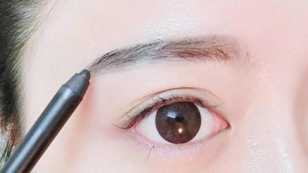 最适合新手入门的画眉毛教程, 简单实用, 一分钟立马学会