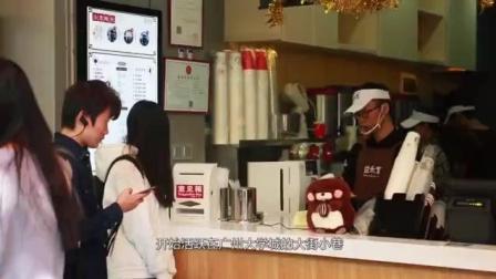 中午12点的广州大学城: 有人代拿快递挣零花钱, 有人60分钟送70份外卖
