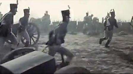 《战争与和平》法国军队对战俄奥联军,战争的号角已经吹响