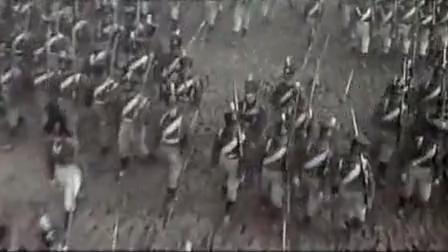 《战争与和平》俄奥联军大举进攻,法国临危不乱