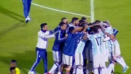 那一天梅西就是阿根廷的上帝! 主帅: 足球欠梅西一座世界杯