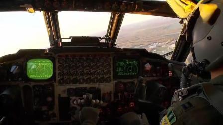 B-52驾驶舱视角, 这一堆按钮看的脑袋大了