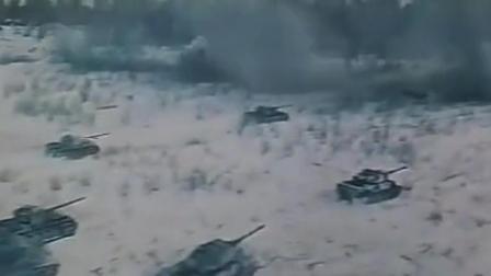《莫斯科保卫战》德军大举进攻防线,试图突破直取莫斯科