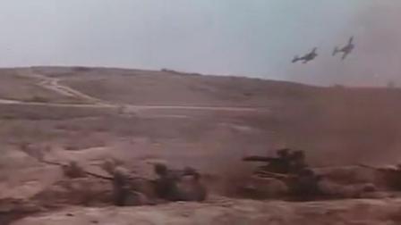 《莫斯科保卫战》俄军成功抵御德军,击退敌方的冲锋