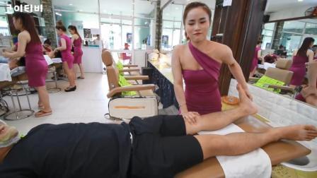 一小时足本版越南帝王式洗头按摩服务, 太舒服了