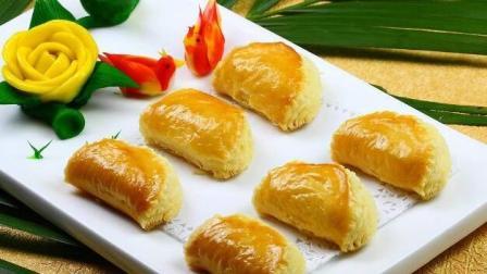 【榴莲酥做法】喜欢吃榴莲酥的小伙伴们赶快来看看吧