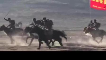 """骑兵连! 进攻! 中国当代""""最后的骑兵""""纵马高原!"""