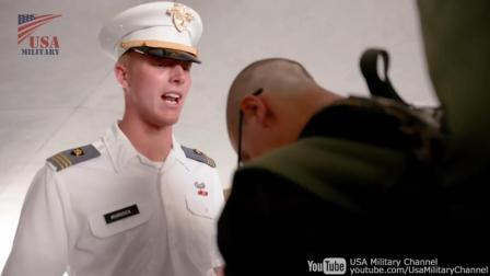 新兵蛋子怎么成长为军官的? 美国西点军校宣传片发布