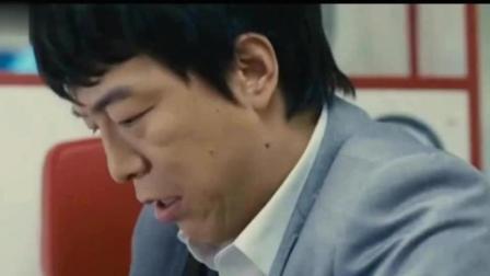 《假装情侣》黄渤被江一燕陷害关进精神病院, 被迷晕的演技惊艳
