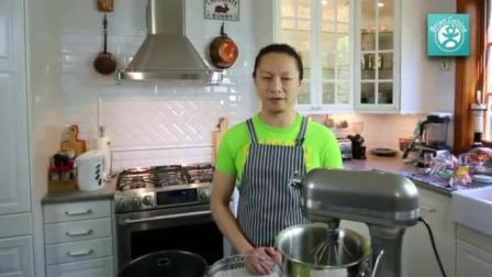 半熟芝士蛋糕做法 新手裱花入门视频教程 烘焙饼干