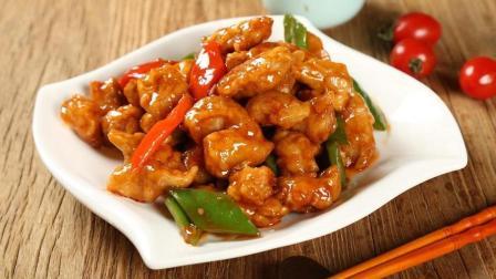 溜肉段, 东北传统名菜, 成品外酥里嫩、咸香可口!