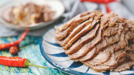 【微体兔菜谱】干切牛肉