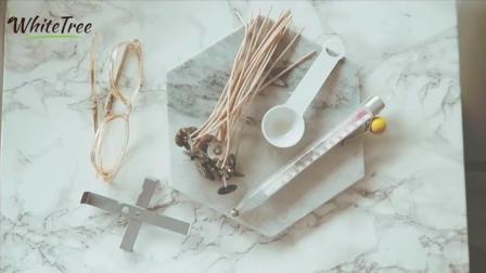 DIY大豆蜡香氛蜡烛