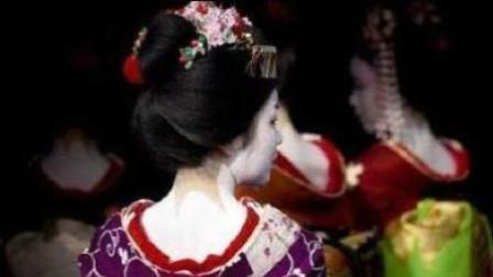 实拍日本艺妓私密生活!