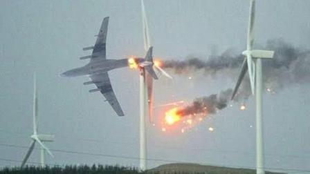 飞机起飞和降落的飞机致命错误, 价值不菲的飞机就这样化为灰烬