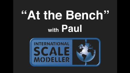 "ISM ""At the Bench""with Paul,2016.10.12周三"