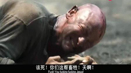 「第一滴血4」史泰龙出场, 暴力美的体现! 其实他是艺术家