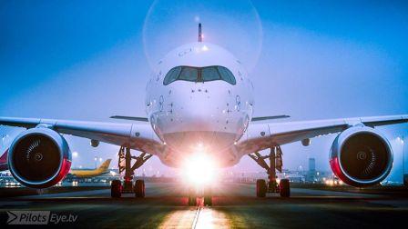[飞行全记录]飞行员之眼 EP19(熟肉)慕尼黑—波士顿(往返+参观A350制造全过程)