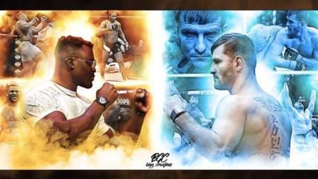 UFC220  KO艺术家们的巅峰决战