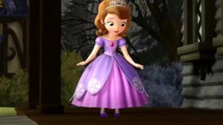 苏菲亚: 苏菲亚去参加璐新达的女巫成人礼, 还换了身行头