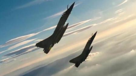 法国13年前空战电影堪称空军宣传片! 画面吊打《空天猎》!