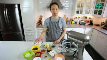 自学做蛋糕 奶油蛋糕的做法 太原烘焙培训学校