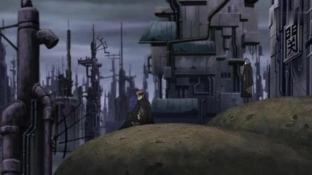 最传奇的影级忍者, 听到三代阵亡, 马上回村确认佐助安全