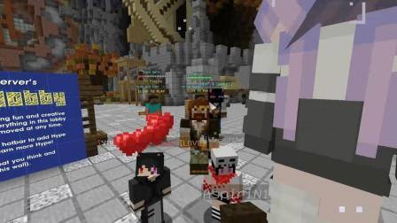我的世界Minecraft-籽岷的服务器小游戏 皇室争霸 第二集视频