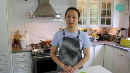 我学做蛋糕 蛋糕雕花视频教学视频 烘焙培训速成班多少钱