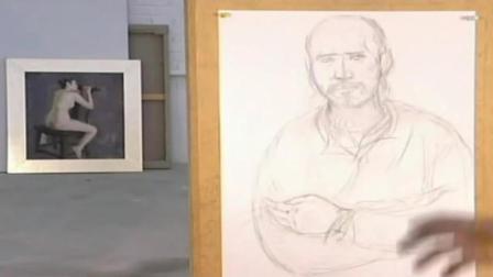 大师风景速写高清图片 教你怎么画素描 速写男装