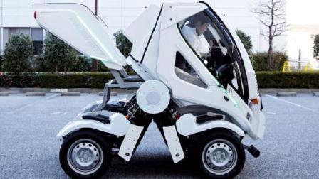 高达作者设计变形汽车, 开车像开高达, 一亮相就卖出30辆