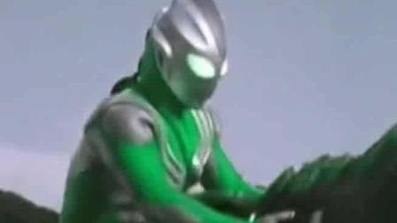 奥特曼: 迪迦奥特曼的最新形态, 都是绿色的