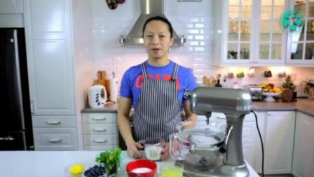 小纸杯蛋糕的做法 上海烘焙培训学校 饼干烘焙