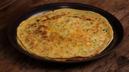 美食台 | 做好葱花煎蛋饼, 必备两个小技巧!