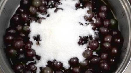 葡萄醋可淡色斑、活血, 3分钟学会, 在家动手自制!