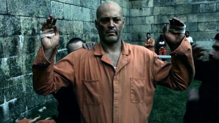 不要脸脱口秀 第一季:一口气看《99号牢房内的博弈》最丧最恨的囚犯 182