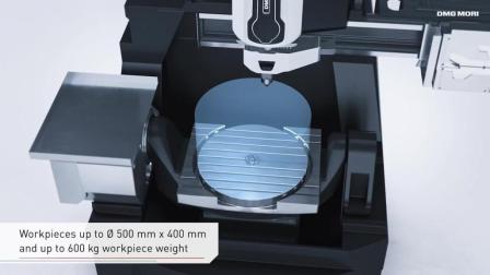 DMG MORI 德马吉森精数控机床: Global full-liner for additive manufacturing
