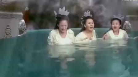 《仙女湖》这段哭戏, 也太雷人了。。大姐! 你再哭我真的就要被你淹了