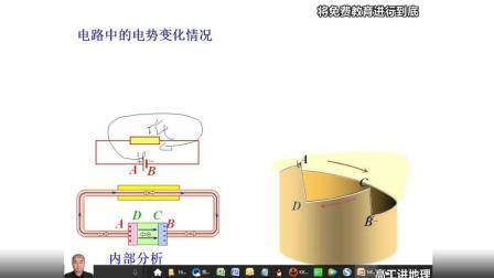 高工课堂人教版高中物理选修3一1第二章恒定电流7闭合电路的欧姆定律