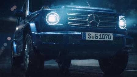 最帅气的奔驰吉普车: 奔驰G Class正式发布!