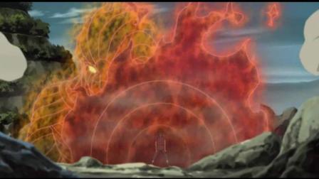 雷神之力有时而穷, 佐助三次被死亡支配的恐惧!