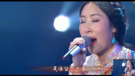 藏族女兵翻唱《青藏高原》, 一开嗓竟唱出天籁之音, 评委被镇住了
