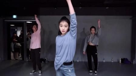 Yoojung Lee 编舞 《Get It Right》1MILLION【UrbanDance.Cn】