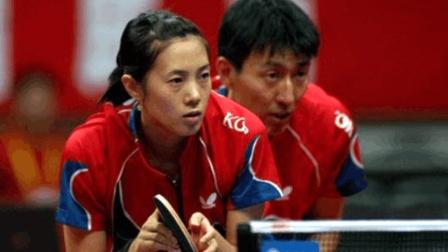 中国乒乓美女远嫁韩国, 入韩籍击败中国后成韩国英雄, 被丈夫抛弃后回国捞金