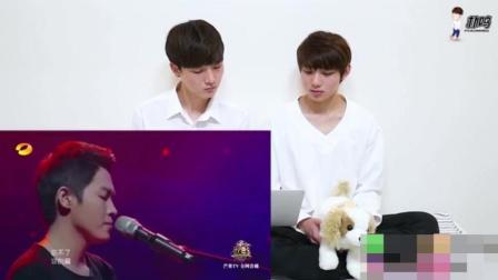 韩国人看梁博《男孩》: 弹着钢琴太性感了, 要是女人绝对会爱上他