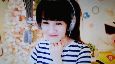 YY文儿一首歌曲《好想念》, 深情表白粉丝, 歌声动听让人感动