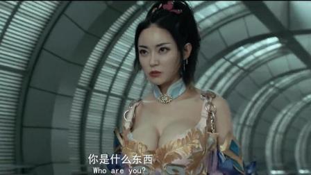 电影《八武将》女神潘春春版李元霸杀气逼人、霸气侧漏