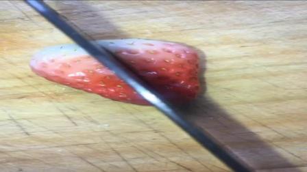 草莓布丁的制作方法
