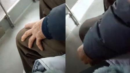 90后姑娘坐公交遭男子摸胸又摸腿 下车后仍被尾随