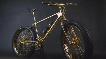 全球最贵自行车, 比奔驰宝马还贵, 卖700万竟有人抢着要!